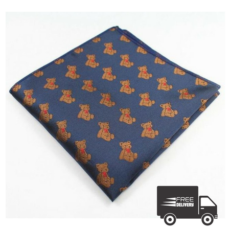 The Ted Pocket Square