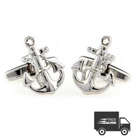 The Anchor Cufflinks