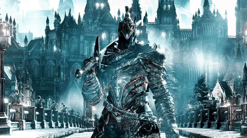 Dark Souls + Game of Thrones = The new game from Software