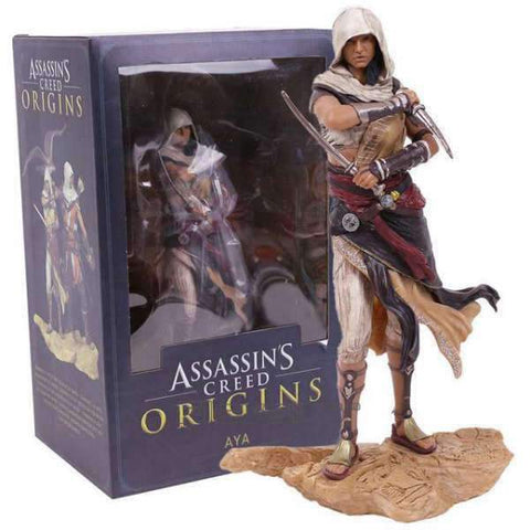Assassin's Creed Figurine - Origins Aya Wopilix