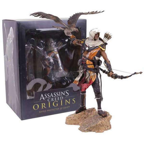 Assassin's Creed Figurine - Origins Bayek Protector of Egypt Wopilix