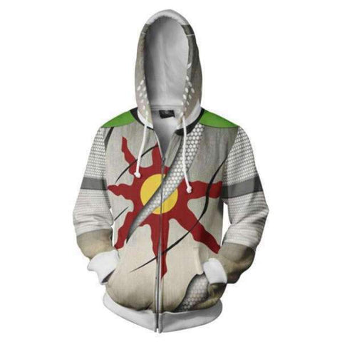 Dark Souls Hoodie - Solar of Eternity