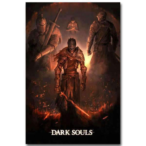 Dark Souls Poster - Hot Game Picture