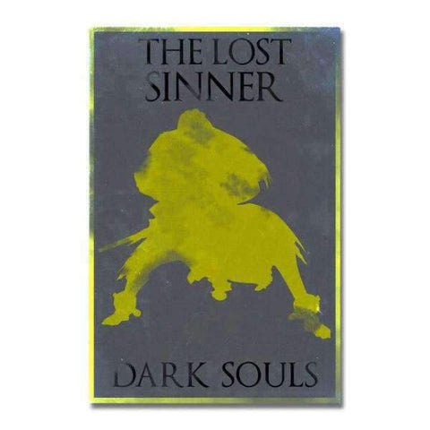 Dark Souls Poster - The Lost Sinner