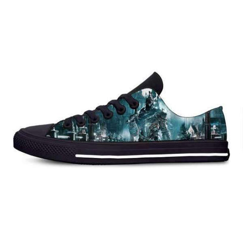 Dark Souls Shoes - Artorias Sneakers 3D