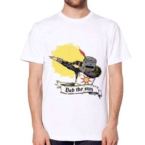 Dark Souls T-Shirt - Dab The Sun