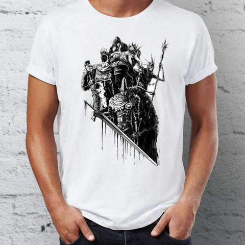 Dark Souls T-Shirt - Lords of Cinder Wopilix