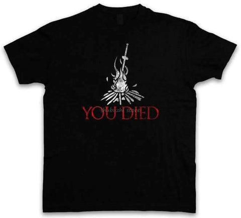 Dark Souls T-Shirt - You Died