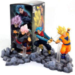 Dragon Ball Z Figurine - Kakarot TRUNKS Black SON GOKU Wopilix