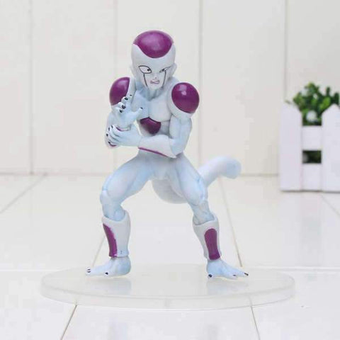 Figurine Dragon Ball Z - No.03 Wopilix 10cm in bag