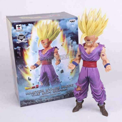 Figurine Dragon Ball Z - San Gohan Super Saiyan Wopilix 1