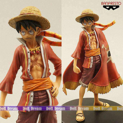 Figurine One Piece - Luffy action Wopilix