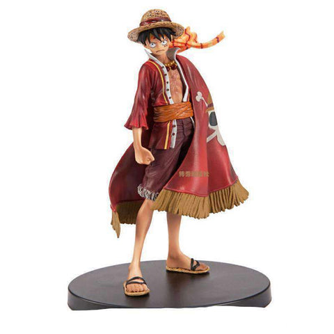Figurine One Piece - Luffy - Edition Théâtrale Wopilix