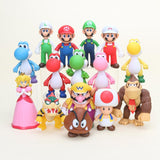Figurine Super Mario Bross - Collection Wopilix