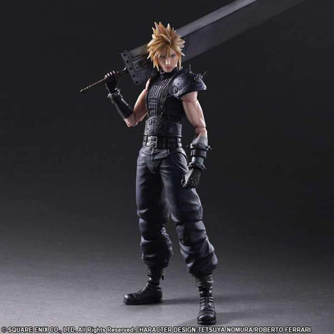 Final Fantasy Figure - Cloud Strife Wopilix