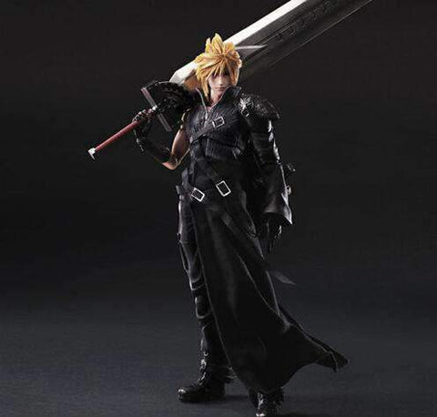 Final Fantasy Figure - Strife Collection Wopilix