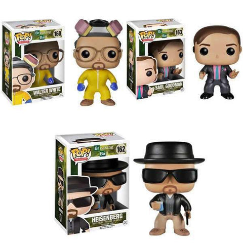 FUNKO POP - Breaking Bad Wopilix