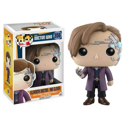 Funko POP - Doctor Who Eleventh Wopilix