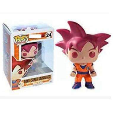 Funko POP - Dragon Ball Collection Wopilix 24