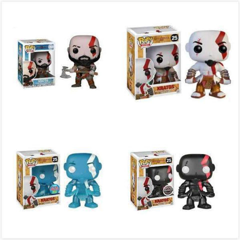 Funko POP - God of War Wopilix