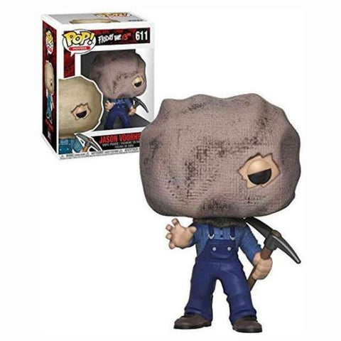 Funko POP -JASON VOORHEES Wopilix Box 3