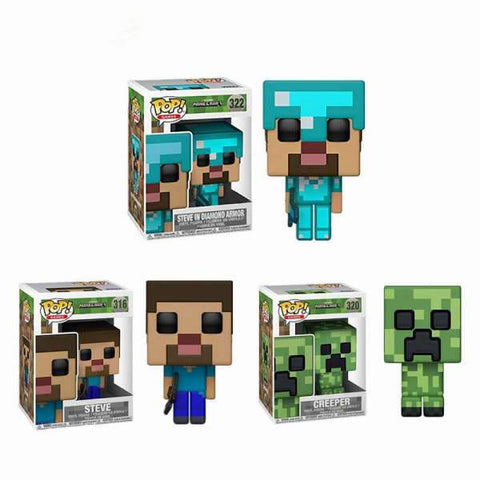 Funko Pop - Minecraft Wopilix