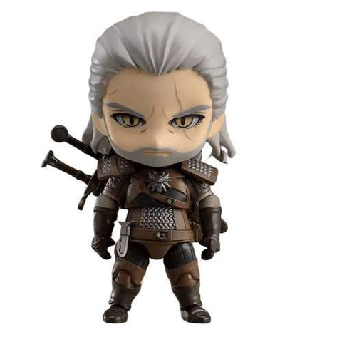 Funko Pop The Witcher - Geralt No 2 Wopilix
