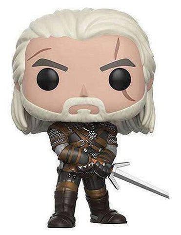 Funko Pop The Witcher - Geralt Wopilix