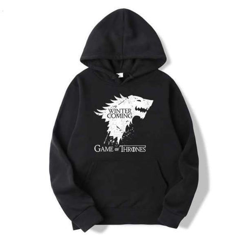 Game of Thrones Hoodie - Wolf Wopilix
