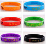League Of Legend Bracelet - Silicon Wopilix
