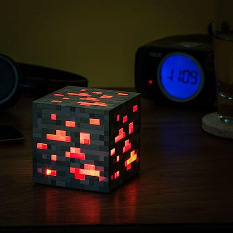 Minecraft Light LED - Redstone Wopilix Red