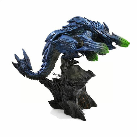 Monster Hunter Figure - Akrilok Wopilix A beginning color