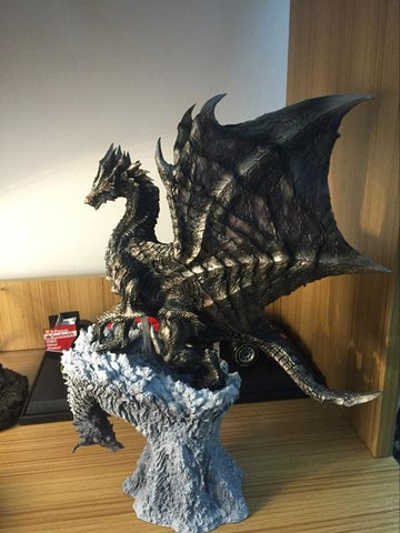 Monster Hunter Figure - Ksardaora Kushala Wopilix Beginning Color