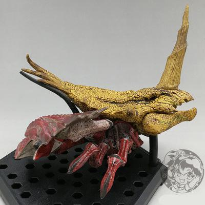 Monster Hunter Figure - Shogun Wopilix As picture 1