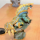 Monster Hunter Figure - Zinogre Genuine Wopilix