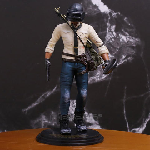 Player Unknown's Figurine - WINNER CHICKEN DINNER Wopilix