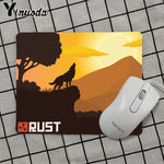 Rust Mouse Pad - Original