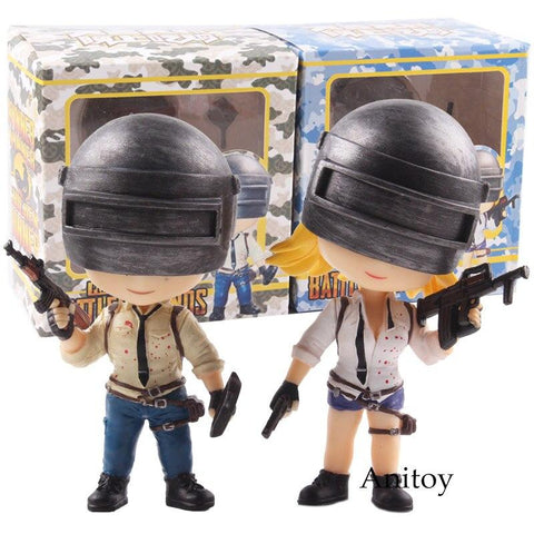 PUBG Funko POP - 2pcs/set Wopilix