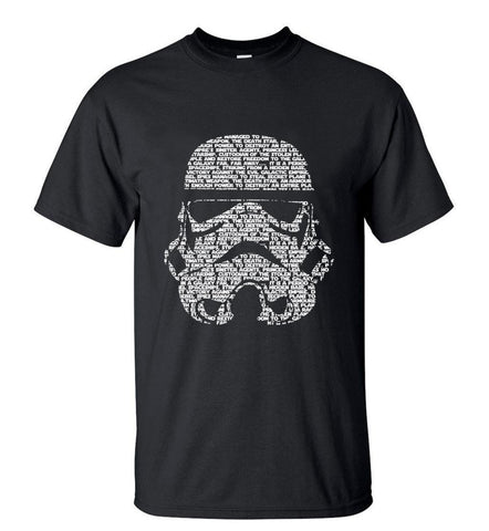 T-Shirt Star Wars - Dark Wopilix