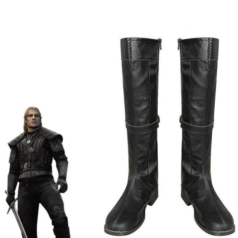 The Witcher Cosplay - Wild Hunt Boots Wopilix