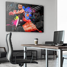 Everyone Has A Plan - Canvas Wall Art - Beast Mode Entrepreneur Grind Motivation Pop Culture - $79.00