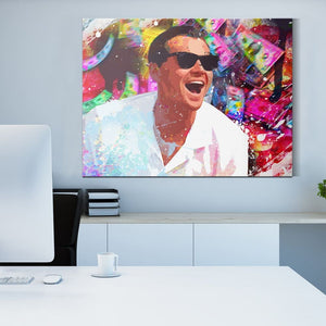 Fun Coupons - Canvas Wall Art - Best Seller Entrepreneur Grind Hustle Motivation - $79.00