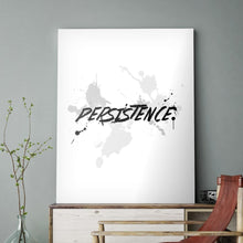 Wht Collection - Persistence - Canvas Wall Art - Entrepreneur Focused Motivation Motivational Persistence - $79.00