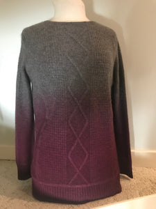 Cashmere Ombre Sweater