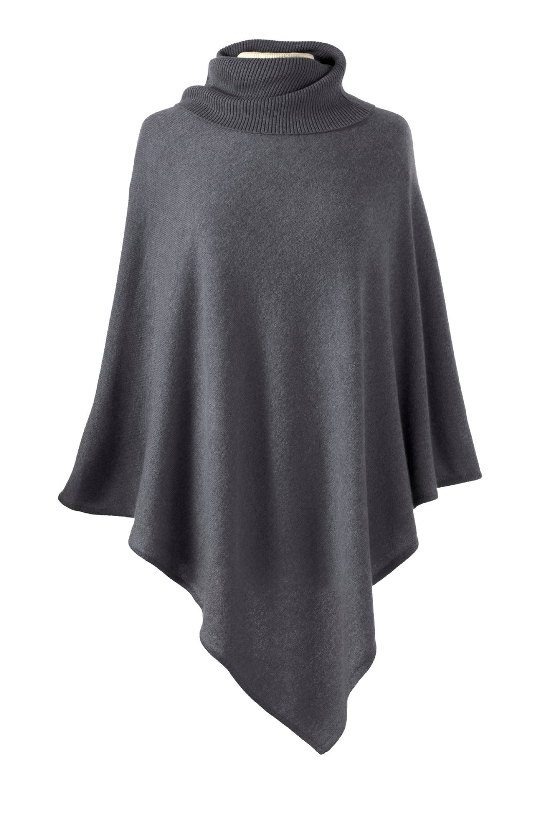 Turtleneck Cashmere Cape (CURRENTLY OUT OF STOCK)