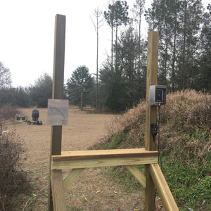 **Sporting Clay Course Targets