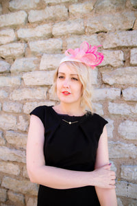 pillbox fascinator hat kate