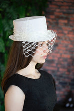 bridal tophat mad hatter 1