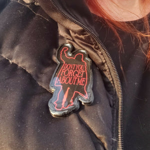 John Bender Lapel Pin