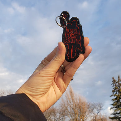 John Bender Breakfast Club Keychain